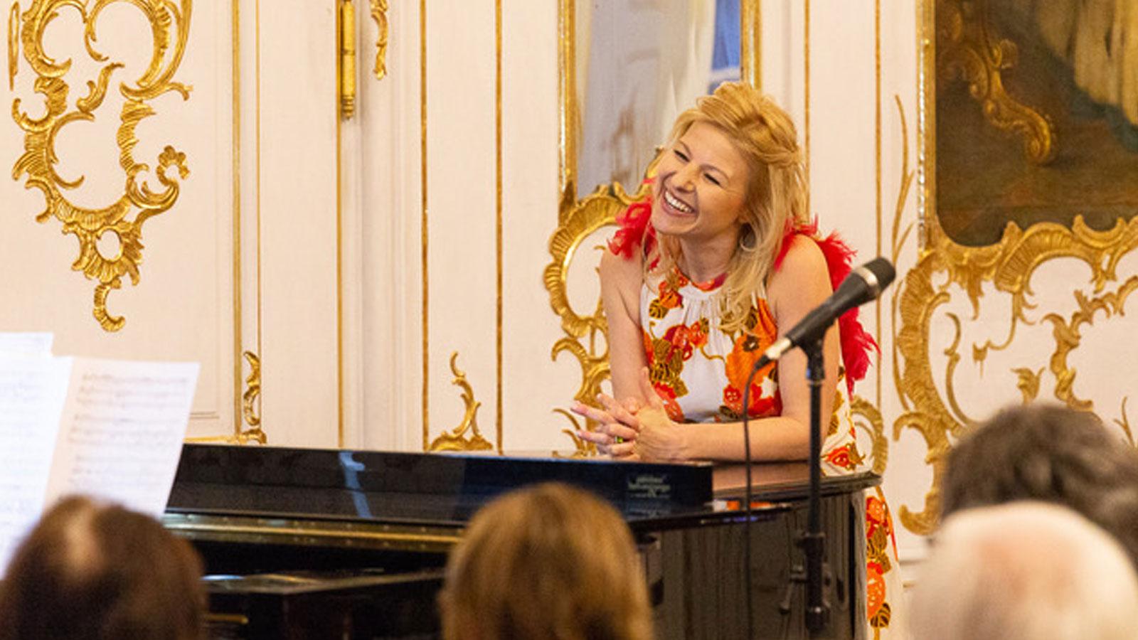 Isabel Münsch - Konzertleben